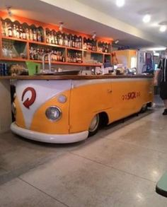 vw bus bar....who knew!