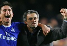 Lampard could be Chelsea boss after me, hints Mourinho