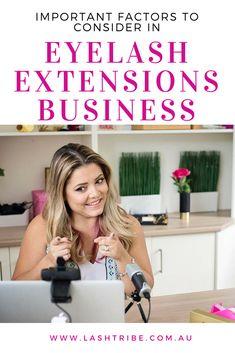 de5b0a53fce 244 Best Lash Extensions Business images in 2019   Eyelash extension ...