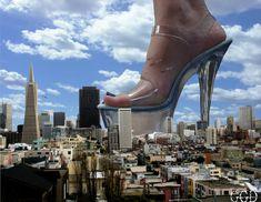 Earthquake In San Francisco by SurRRealProductions San Francisco, Deviantart, Living Room, Heels, Amazing, Heel, Home Living Room, High Heel
