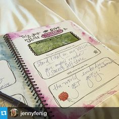 Oh what a LOVELY scene! Enjoy it while it lasts ☺️ @jennyfenig #2015workbook #goals #inspiration #planner #writeitout Www.2015workbook.com