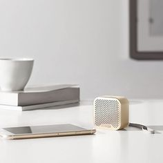 A fully metal Bluetooth speaker that matches the finish on your fancy phone. | Can You Get Through This Post Without Spending $50?