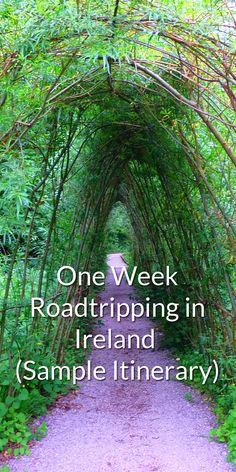 A one week roadtrip itinerary for Ireland | Twirl The Globe - Travel Blog