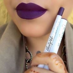 WEBSTA @ glambymeli - Another one of my fall favorites  'Leather'…