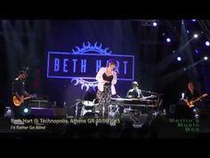 Beth Hart - I'd Rather Go Blind @Technopolis, Athens 30/06/2015 - YouTube