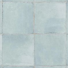 Bathroom Floor Tiles, Shower Floor, Wall Tiles, Shades Of Light Blue, Pastel Shades, Blue Floor, Tile Projects, Distressed Painting, Fireplace Surrounds