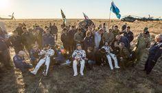 Poche ore fa l'astronauta Jeff Williams e i cosmonauti Oleg Skripochka and Alexey Ovchinin sono tornati sulla Terra sulla navicella spaziale Soyuz TMA-20M, atterrata senza problemi in Kazakistan. I tre hanno trascorso circa cinque mesi e mezzo sulla Stazione Spaziale Internazionale, dov'erano arrivati il 19 marzo 2016 come parte della Expedition 47. Leggi i dettagli nell'articolo!