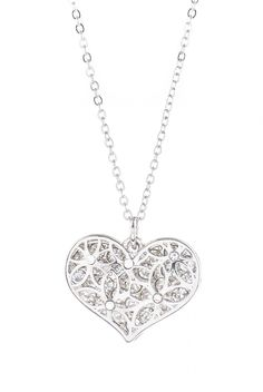 Type 4 The Heart Of The Matter Necklace - New Arrivals