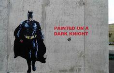 Batman by Creator Jamie Paul Scanlon
