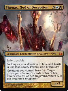 phenax, god of deception full art