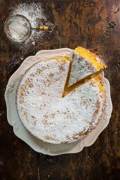 לימור תירוש: עוגת תפוזים מבושלים ללא קמח