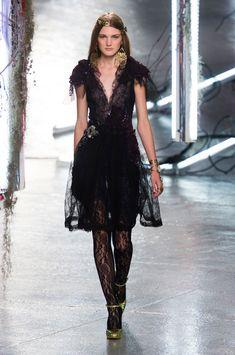 Rodarte at New York Fashion Week Spring 2016 - Runway Photos