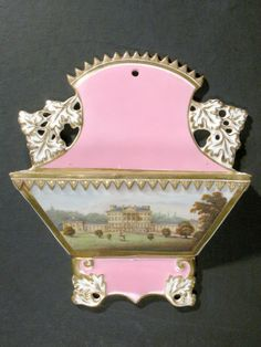 Card-racks played a key role in Regency social networking. Hung at either side of a chimneypiece, these decorative objects would display calling cards, letters and invitations for all to see. There is a large collection of early 19th century card-racks and matching face-screens at Attingham, all highly decorated.