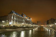 Dambovita river by Iulian Safta on 500px