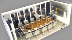 Anomaly3D | Interior commercial 3D visualisation