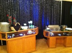 Our Diamond Buffet, an excellent way to put your high end event over the top