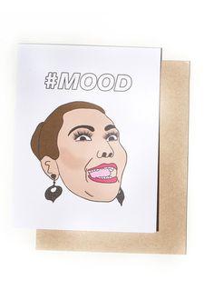 Current #Mood Card – NYLON SHOP