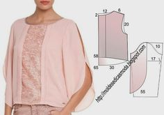 Tremendous Sewing Make Your Own Clothes Ideas. Prodigious Sewing Make Your Own Clothes Ideas. Sewing Patterns Free, Clothing Patterns, Dress Patterns, Diy Clothes, Clothes For Women, Sewing Blouses, Couture Sewing, Couture Tops, Diy Dress