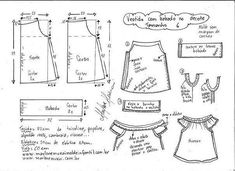 Baby Dress Patterns, Kids Patterns, Sewing Patterns, Sewing For Kids, Baby Sewing, Fashion Sewing, Kids Fashion, Yellow Homecoming Dresses, Little Girl Dresses