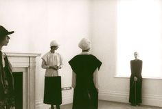 Deborah Turbeville, Jean Muir in London, 1975