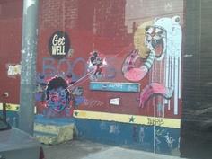 fishtown street art wall