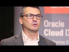 """Connexò all' Oracle Cloud Day 2015: """"Il cloud? Una scelta quasi obbligata per le imprese di oggi. ► www.icubeplus.com"""