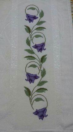 Cross Stitch Fruit, Cross Stitch Borders, Cross Stitch Flowers, Cross Stitch Patterns, Pillow Embroidery, Cross Stitch Embroidery, Hand Embroidery, Embroidery Designs, Hand Stitching