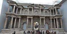 Milet - Miletos Agora Kapısı,Bergama Müzesi, Berlin