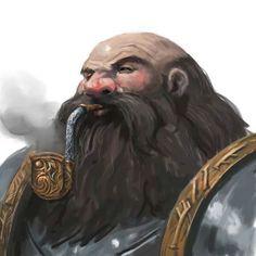 RPG dwarf