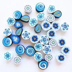 Filani Millefiori - Teal/Blue Mix 20g Douglas Jones, Teal Blue, Mosaic, Mad, Products, Mosaics, Beauty Products, Mosaic Art, Tile Mosaics