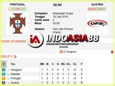 Prediksi Skor Portugal vs Austria 19 Juni 2016 Piala Eropa di Parc des Princes (Paris) pada hari Minggu jam 02:00 WIB live di RCTI