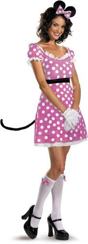 Disguise Costumes Disney Mickey Mouse Clubhouse Sassy Minnie Mouse Costume #DisneyCostumes #Sale