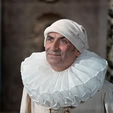 louis de funes in La folie des grandeurs, an excellent movie.