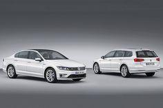 2015 #Volkswagen #Passat GTE (European spec)