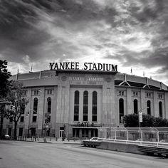 Yankee Stadium - @Jeffrey Kalmikoff Kalmikoff P
