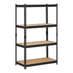 Brewery Organization: 3,200 lb Capacity Shelving Unit – $49.97 Shipped | Homebrew Finds