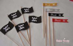 Kit Piratas #pirateparty #fiestapiratas #piratas