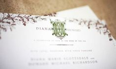 #Custom #Wedding Letterpress Stationary / Invitations (Batch of 50) by WileyValentine | Hatch.co