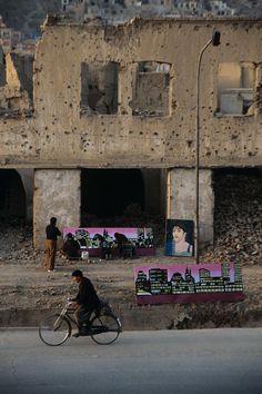 Street Art | Steve McCurry