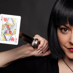 Los Angeles female magician, Misty Lee, address recent media about Women in Magic. Learn more about Los Angeles magician Misty Lee by calling (800)677-0860.