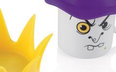 NOTORIOUS HATS | mugs by andrea vecera - photo © emy guzzini
