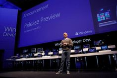 Windows 8 Release Preview coming 'first week of June'