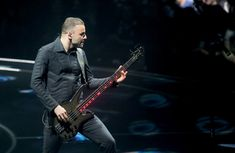 Belfast , UK - April 06, Muse perform at the SSE Arena in Belfast on April 06, 2016 Belfast, Northern Ireland ( Photo by Kevin Scott / Belfast Telegraph )