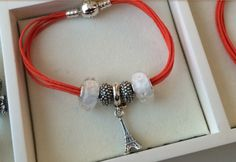 #pandora été 2014 bracelet orange bientôt sur www.bijoux-et-charms.fr