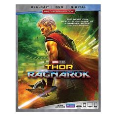 Find product information, ratings and reviews for Thor: Ragnarok (Blu-ray + DVD + Digital) online on Target.com.