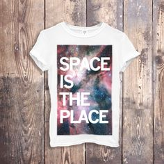 Space Is The Place~ where i can get this very cool shirt?