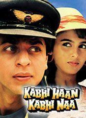 Shahrukh Khan and Suchitra Krishnamoorthi - Kabhi Haan Kabhi Naa (1993)