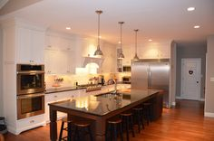 One of our favorite #inset #kitchens!