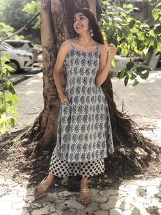 kurti's in mind for everyday looks, style it your way Casual Indian Fashion, Indian Fashion Dresses, Dress Indian Style, Indian Designer Outfits, Designer Dresses, Fashion Outfits, Fashion Weeks, Fashion Clothes, Style Fashion