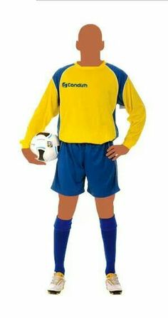 Soccer Kit design by Candish Sports